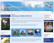 Bild Ballonfahrten mit Wupperballon e.V.
