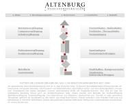 Bild Altenburg Unternehmensberatung GmbH