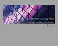 Bild Webseite MCT Unternehmensberatung Köln