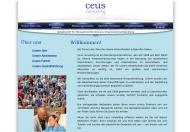 Bild Webseite Ceus consulting Ges. f. Managementberatung & Organisationsent. Köln