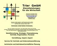 Bild Webseite Seniorenwohnanlage Trier Köln