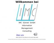 Bild IMC Günnel GmbH