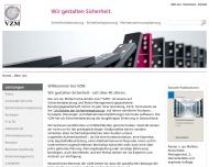 Bild VON ZUR MÜHLEN'SCHE (VZM) GmbH, BdSI Sicherheitsberatung - Sicherheitsplanung
