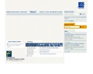 Bild Webseite Maleki Group Frankfurt
