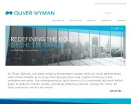 Bild Mercer Oliver Wyman GmbH
