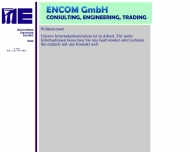 Website ENCOM