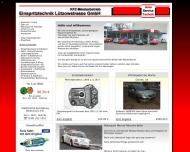 Website Einspritztechnik Lützowstr.