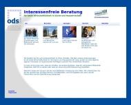 Bild Webseite ods Stuttgart
