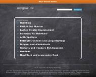 Website GMK Gesellschaft für Medien u.Kommunikationstechnologie