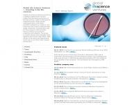 Bild Webseite The Global Life Science Ventures Special Partner Verwaltung München