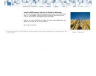 Bild Webseite ILP Unternehmenslogistik und Projektmanagement München