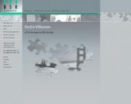 Bild Webseite BSR Consulting München