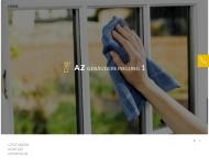 Website AZ Gebäudereinigung 1
