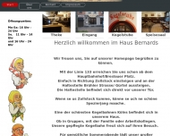 Website Haus Bernards