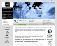 Bild Webseite  Neufahrn bei Freising