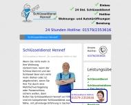 Bild Webseite  Hennef