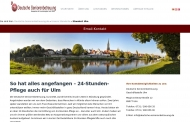 Bild Deutsche Seniorenbetreuung