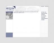 Bild Webseite BESTCON Berlin