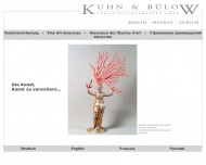 Bild Webseite Kuhn & Bülow Versicherungsmakler Berlin