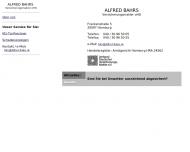 Alfred Bahrs Versicherungsmakler oHG