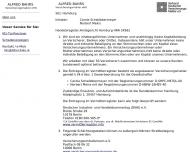 Website Bahrs Alfred Versicherungsmakler