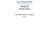 K.D. Stavenow KG - Ihre Versicherungs-Generalagentur