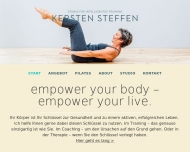 Website KERSTEN STEFFEN