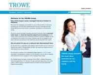 TROWE - Versicherungsmanagement f?r Handel, Handwerk, Dienstleistung, Industrie und ?ffentliche Hand...