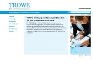 Website Trowe Frankfurt