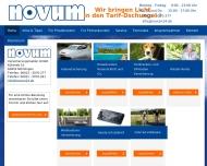 novum GmbH - Ihr Versicherungsmakler in M?mlingen - Home