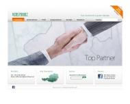 Bild Webseite VERSFINANZ Versicherungsmakler München