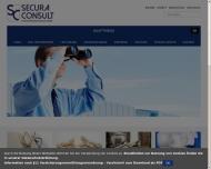 Bild Webseite SVM STRASSER VERSICHERUNGSMAKLER München