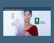 Bild Webseite Oskar Schunck Aktiengesellschaft & Co. München