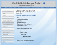 Website Kindl & Schönberger