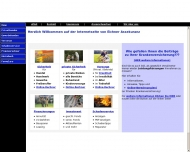 Bild Webseite Eichner Assekuranz Versicherungsmakler München