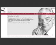 Website Vüllers Steuerberatung