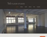 Bild Webseite 1st Floor Studio Berlin