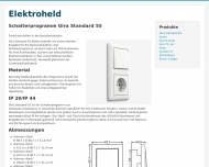 Website Elektroheld