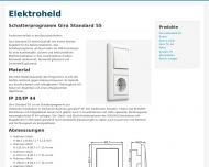 Bild Webseite  Kierspe