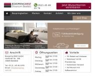 betten und bettwaren bielefeld branchenbuch branchen. Black Bedroom Furniture Sets. Home Design Ideas