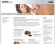 Website Henk International