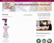 Website AT Seniorenshop
