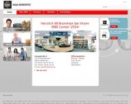 Website Mail Boxes Etc. Bremerhaven