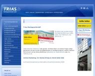Website Telefonbuchwerbung Trias Werbegesellschaft