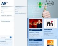 Bild Webseite ARD-Werbung SALES & SERVICES Frankfurt