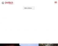 Website Publicis Frankfurt