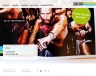 Bild Webseite Liebchen+Liebchen Frankfurt