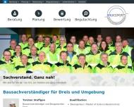 Bild Webseite  Dreis