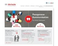 Bild Webseite  Sindelfingen