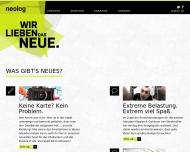 neolog Communications Startseite